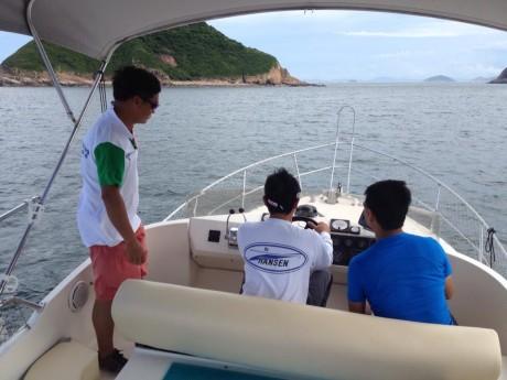 Yachtmaster Preparation 5
